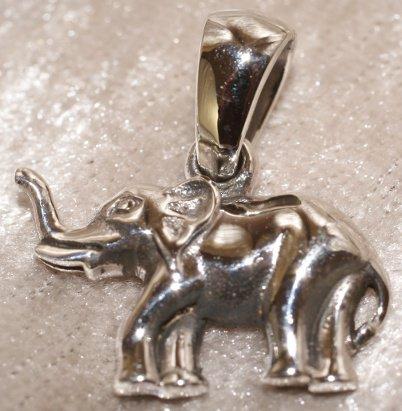 Pendantif Eléphant
