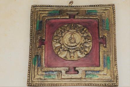 mandala conscience des Bouddhas