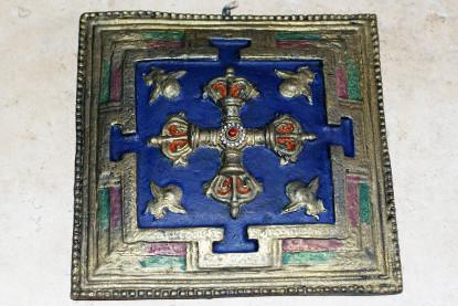 Mandala double Dorgee