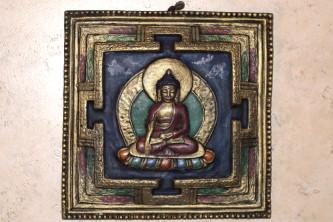 mandala Bouddha de la compassion