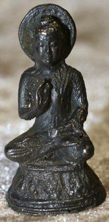 Mini statuette Boudha