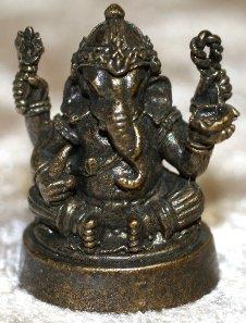 Mini statuette de Ganesh