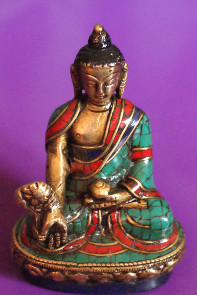 Bouddha guérison