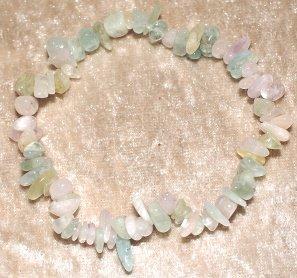 bracelet béryls