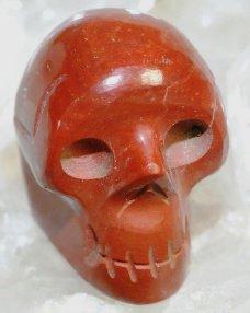 set crânes 7 minéraux