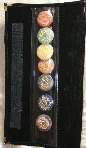 set chakras