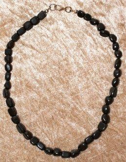 collier hématite