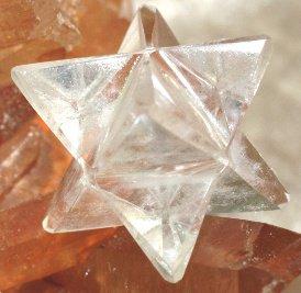 Merkabah en cristal
