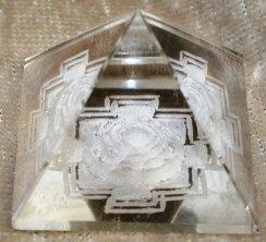 Pyramide Sri Yantra